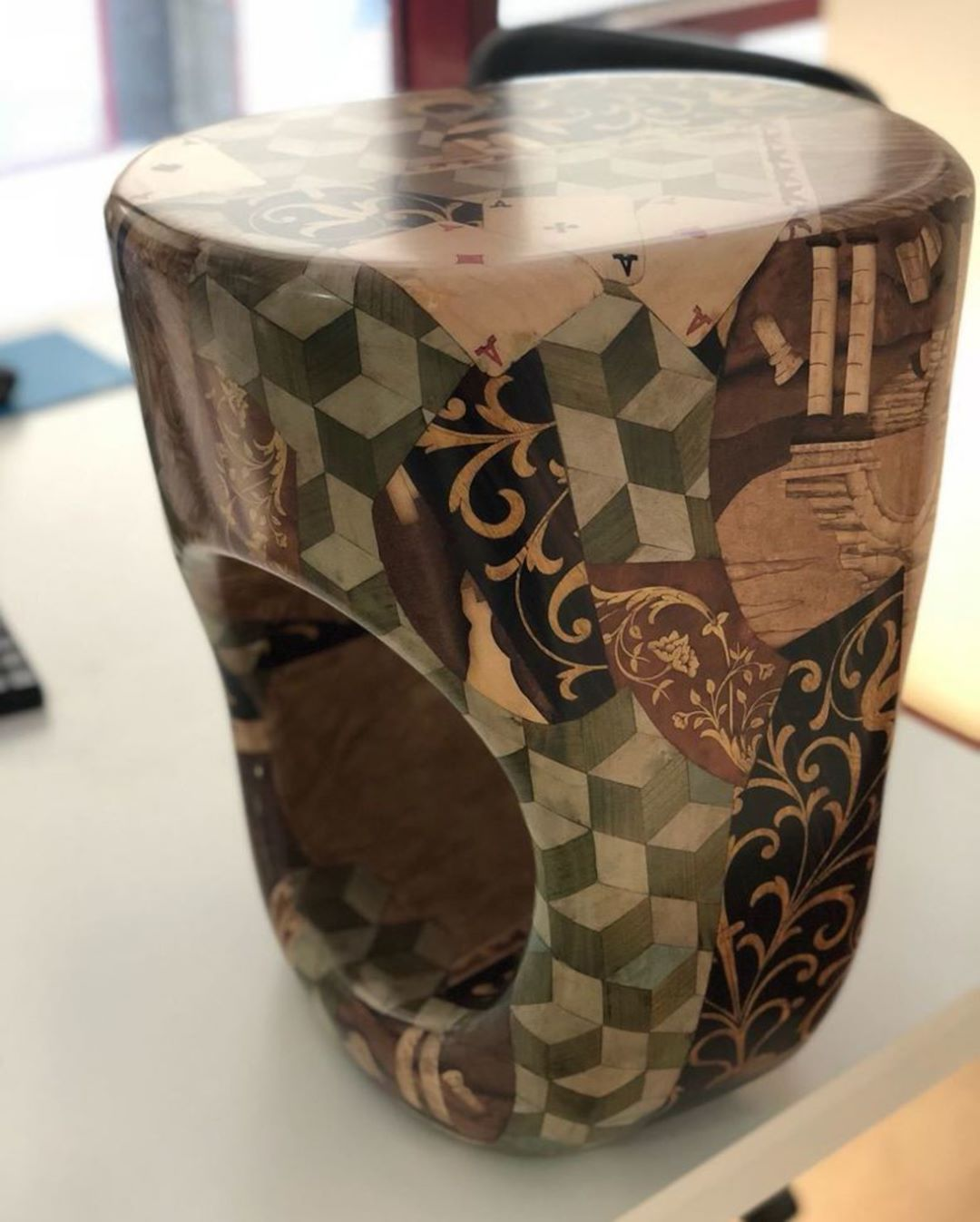 Marquetry Masterpieces by Project CULTURE - Maison et Objet 2019