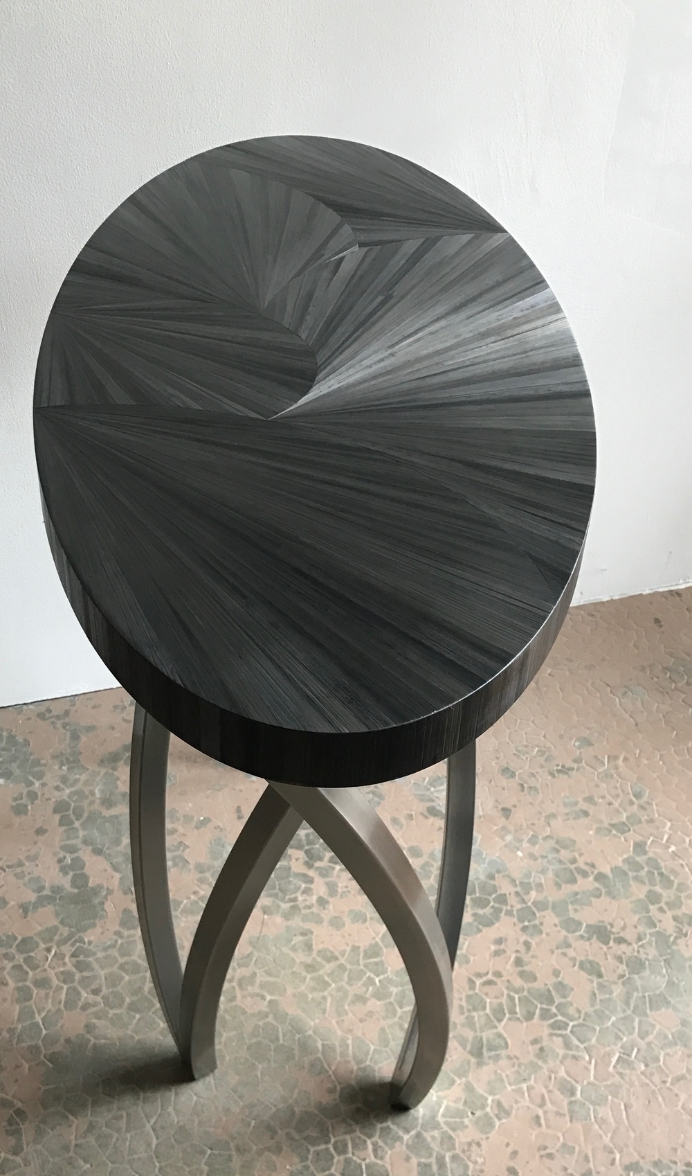 Master Artisans and Artists to Look For at MO 2019 - Valerie Colas des Francs - Console maison et objet Master Artisans and Artists to Look For at Maison et Objet 2019 Master Artisans and Artists to Look For at Maison et Objet 2019 Valerie Colas des Francs Console