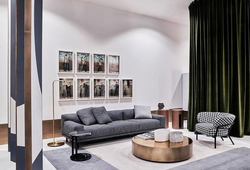 Best Exhibitors Stands at Maison et Objet 2019 Maison et Objet 2019 Highlights of Maison et Objet 2019 Meridiani   Design Limited Edition