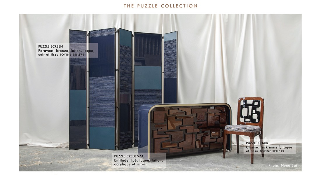 Oitoemponto Portuguese Interior Design at MO Conferences - The Puzzle Collection maison et objet Oitoemponto: Portuguese Interior Design at Maison et Objet Conferences Oitoemponto Portuguese Interior Design at MO Conferences The Puzzle Collection