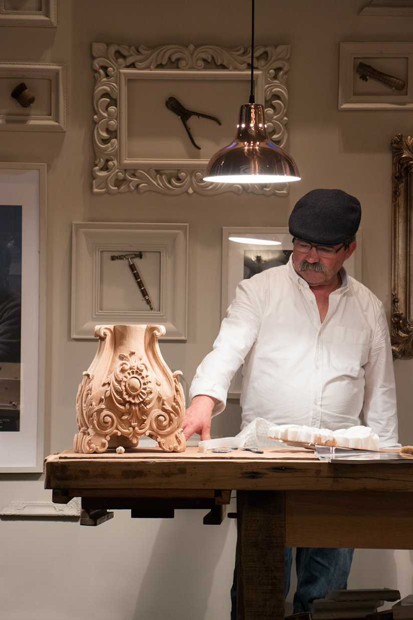 Project CULTURE's Handcrafted Masterpieces at Maison et Objet 2019 - Artisan - Wood Carving maison et objet 2019 Project CULTURE's Handcrafted Masterpieces at Maison et Objet 2019 Project CULTUREs Handcrafted Masterpieces at Maison et Objet 2019 Artisan Wood Carving