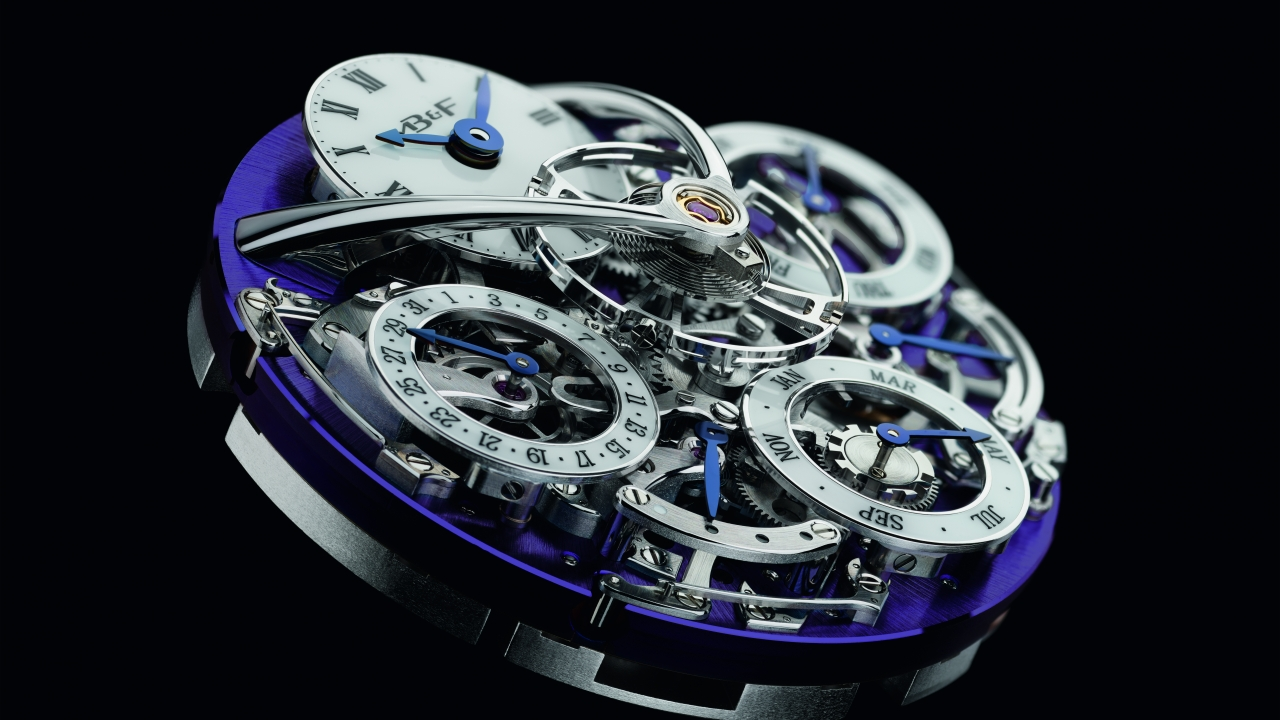 The Detailed Watchmaking Art - MB&F's Legacy Machine Perpetual horlogerie The Detailed Watchmaking Art in Haute Horlogerie The Detailed Watchmaking Art MBFs Legacy Machine Perpetual