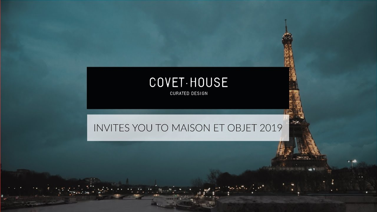 Tribute to Craftsmanship Covet Foundation at Maison et Objet 2019 - Covet House Maison et Objet 2019 Tribute to Craftsmanship: Covet Foundation at Maison et Objet 2019 Tribute to Craftsmanship Covet Foundation at Maison et Objet 2019 Covet House