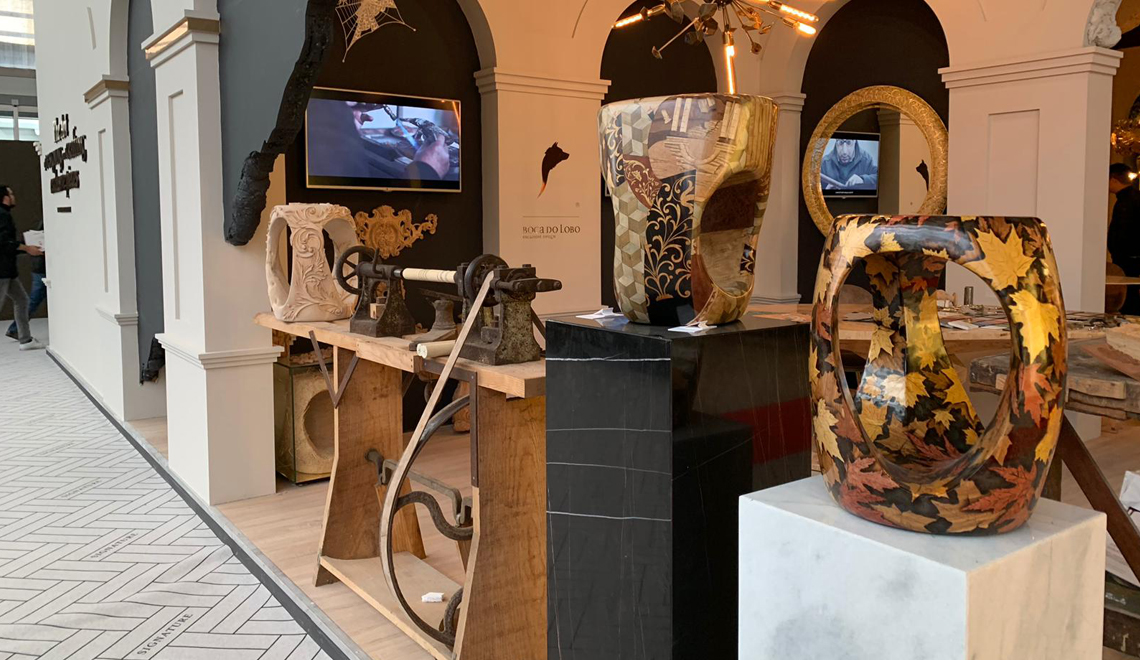 Wonderful Craftsmanship at Covet House - maison et objet Wonderful Craftsmanship at Covet Group in Maison et Objet 2019 Wonderful Craftsmanship at Covet House