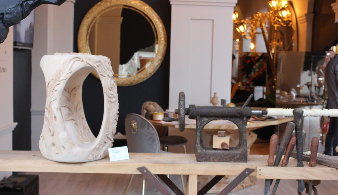 Wonderful Craftsmanship at Covet House in MO 2019 - Wood Carving wood metamorphosis Wood Metamorphosis: Arts and Crafts in the Wood World Wonderful Craftsmanship at Covet House in MO 2019 Wood Carving 1140x660