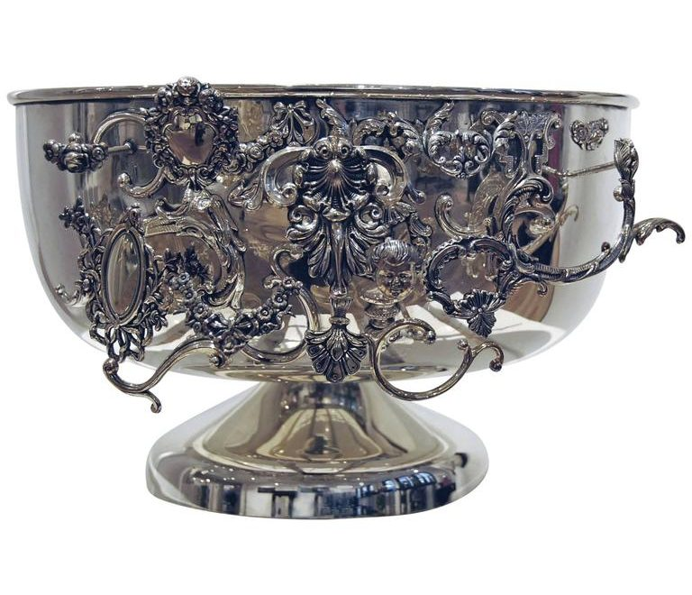 international designers Sam Baron: one of the Best international Designers ChampagneBucket Silver plate  Sam Buronjpg 1 768x660