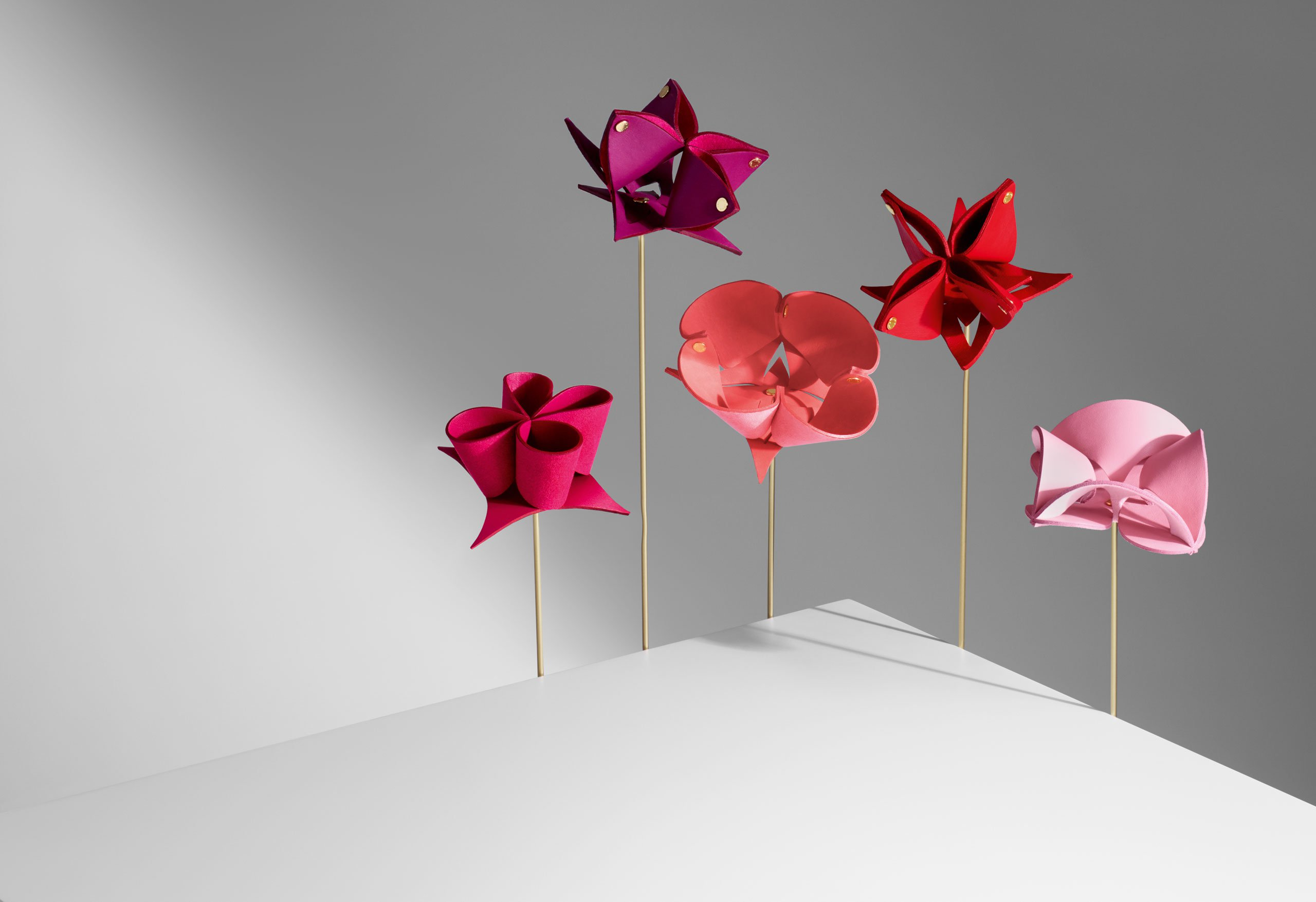 Do You Want to be in the Spotlight at Milan Design 2019 - Origami Flowers by Atelier Oï milan design week Do You Want to be in the Spotlight at Milan Design Week 2019? Do You Want to be in the Spotlight at Milan Design 2019 Origami Flowers by Atelier Oi