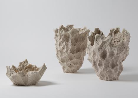 Michal Fargo: best artisan in porcelain ceramic art Michal Fargo: one of the Best Artisans in Ceramic Art Else vases by Michal Fargo jpg