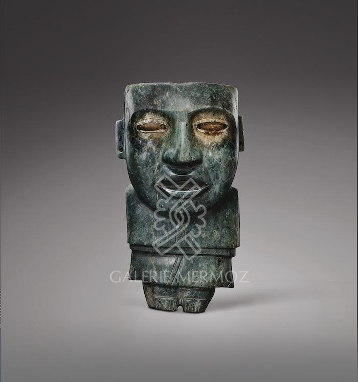 Fascinating Pre-Columbian Art at PAD 2019 Galerie Mermoz - Standing Dignitary pad geneve Fascinating Pre-Columbian Art at PAD Geneve 2019: Galerie Mermoz Fascinating Pre Columbian Art at PAD 2019 Galerie Mermoz Standing Dignitary