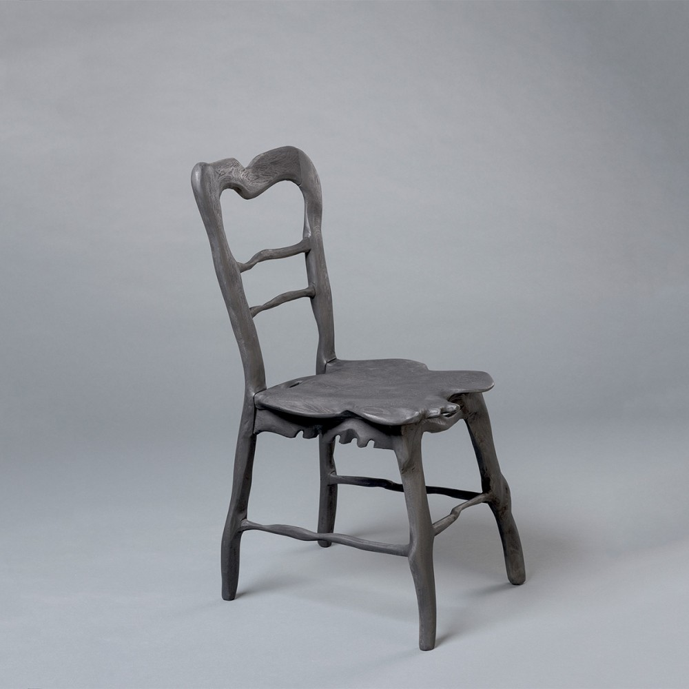 The Future Perfect Best Art Galleries in the World - Enough Chair - Paul Salet the future perfect The Future Perfect: Best Art Galleries in the World Future Perfect Best Art Galleries in the World Geology Table Enough Chair Paul Salet