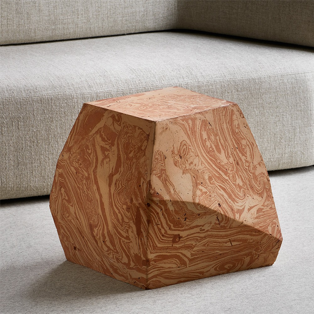 The Future Perfect Best Art Galleries in the World -Terra Side Table the future perfect The Future Perfect: Best Art Galleries in the World Future Perfect Best Art Galleries in the World Terra Side Table