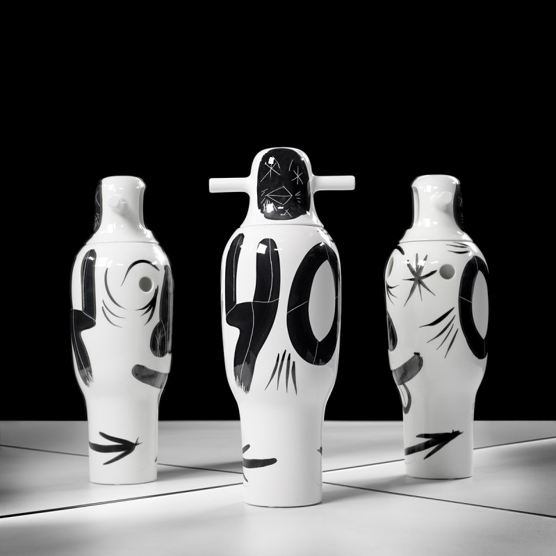 Jaime Hayon – A Look at the Designers' Best Collectibles - Limited Edition Vases for BD Barcelona Design jaime hayon Jaime Hayon – A Look at the Designers' Best Collectibles Hayon     A Look at the Designers    Best Collectibles Limited Edition Vases for BD Barcelona Design