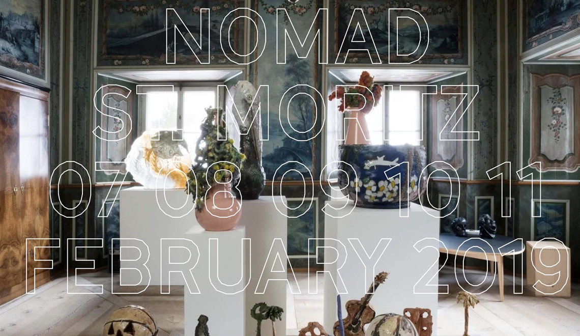 Highlights from NOMAD that will Inspire You - nomad st moritz Highlights from NOMAD St Moritz that will Inspire You Highlights from NOMAD that will Inspire You