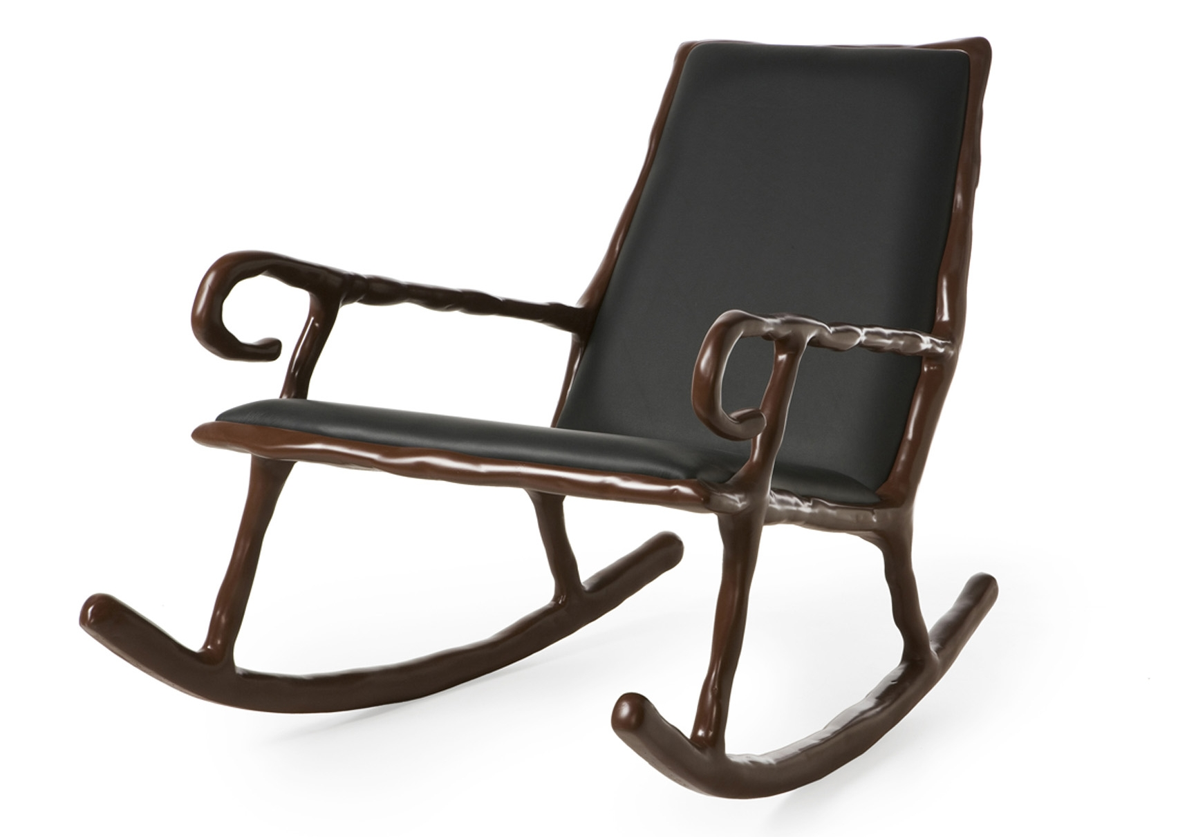 Incredible and Rebellious Contemporary Design by Baas - Clay Rocking Chair maarten baas Incredible and Rebellious Contemporary Designs by Maarten Baas Incredible and Rebellious Contemporary Design by Baas Clay Rocking Chair