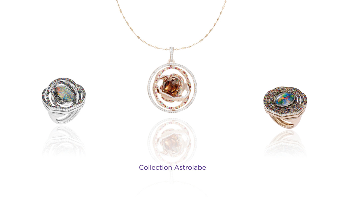 Sophisticated Jewelry at PAD Geneve 2019 Lorenz Baumer - Astrolabe PAD Geneve Sophisticated Jewelry at PAD Geneve 2019: Lorenz Baumer Sophisticated Jewelry at PAD 2019 Lorenz Baumer Astrolabe