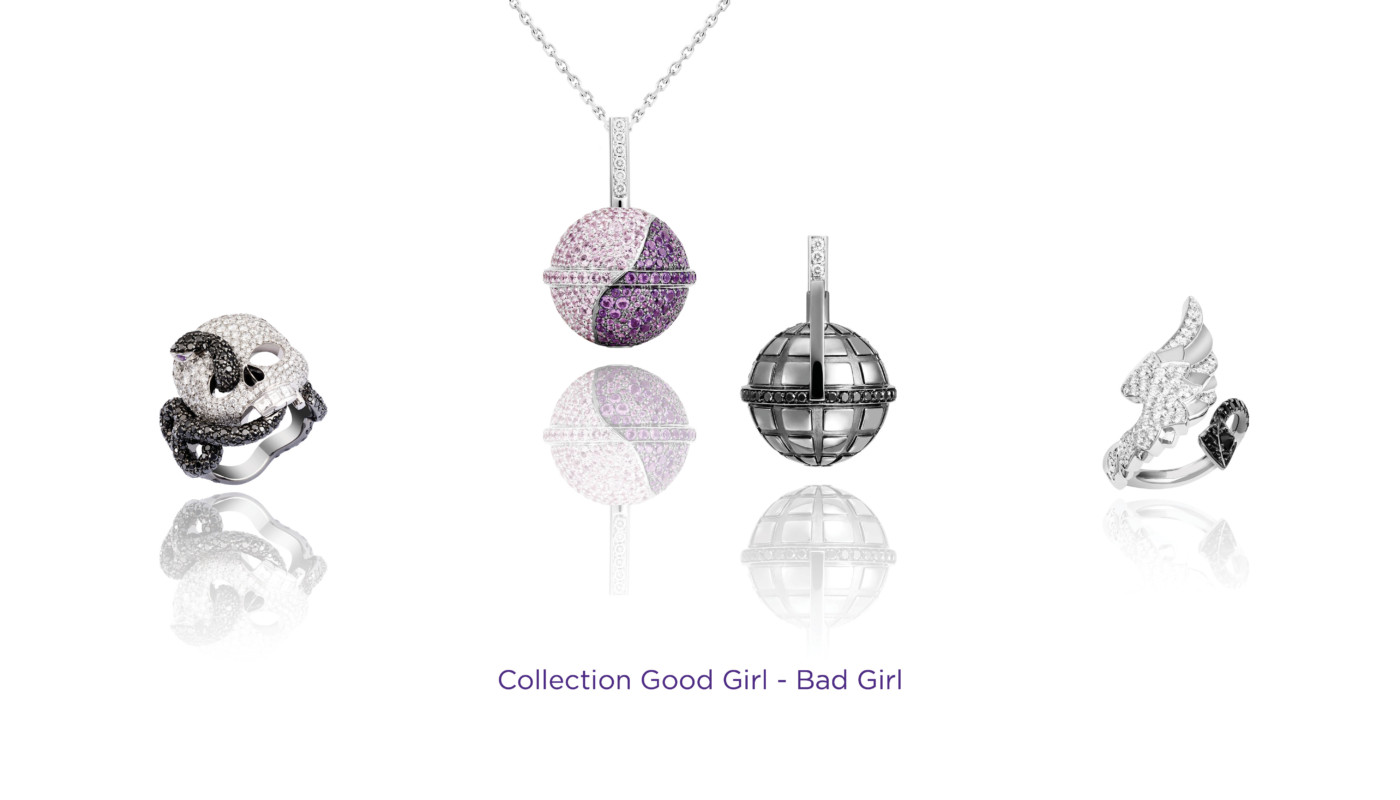 Sophisticated Jewelry at PAD Geneve 2019 Lorenz Baumer - Good Girl Bad Girl PAD Geneve Sophisticated Jewelry at PAD Geneve 2019: Lorenz Baumer Sophisticated Jewelry at PAD 2019 Lorenz Baumer Good Girl Bad Girl