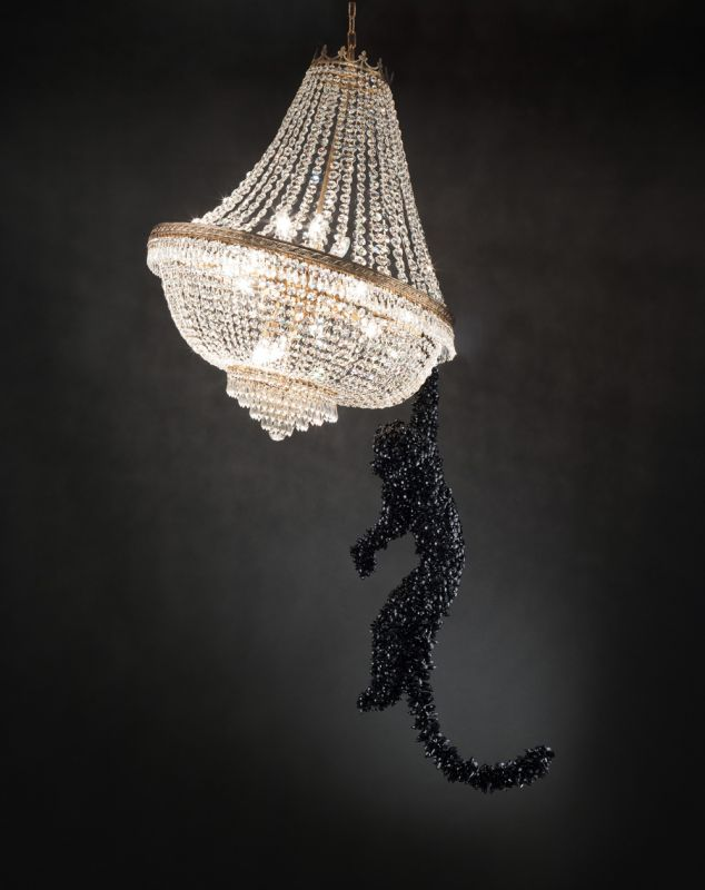 Surprising Contemporary Art and Design Barford - Jungle VIP Chandelier craftsmanship Craftsmanship: The Most Exquisite Italian Arts and Crafts Surprising Contemporary Art and Design Barford Jungle VIP Chandelier