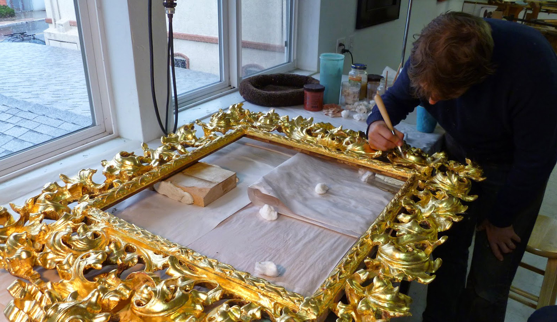 The Glorious Beauty of Gilding Art Origin - gilding The Glorious Beauty of Gilding Art: Origin The Glorious Beauty of Gilding Art Origin