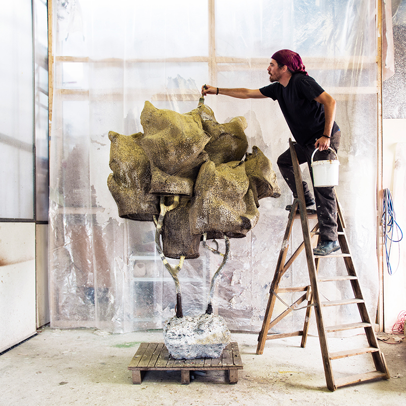 The Incredible Designer of the Future Nacho Carbonell - Working Nacho Carbonell The Incredible Designer and Artisan of the Future: Nacho Carbonell The Incredible Designer of the Future Carbonell Working