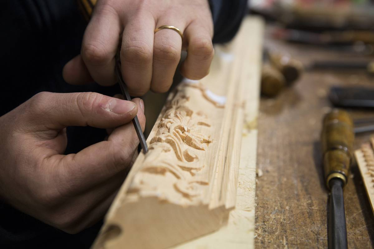 craftsmanship Behind the Scenes: Get Inspired by the Italian Craftsmanship The Most Exquisite Italian Craftsmanship Wood Carving