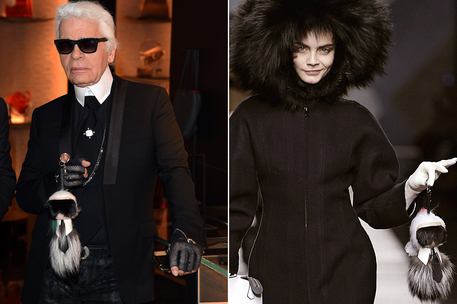 Tribute to Karl Lagerfeld, Defender of Fine Crafstmanship - Fendi Karlito karl lagerfeld Karl Lagerfeld Legacy: a Tribute to Métiers D'Art and Fine Crafts Tribute to Lagerfeld Defender of Fine Crafstmanship Fendi Karlito