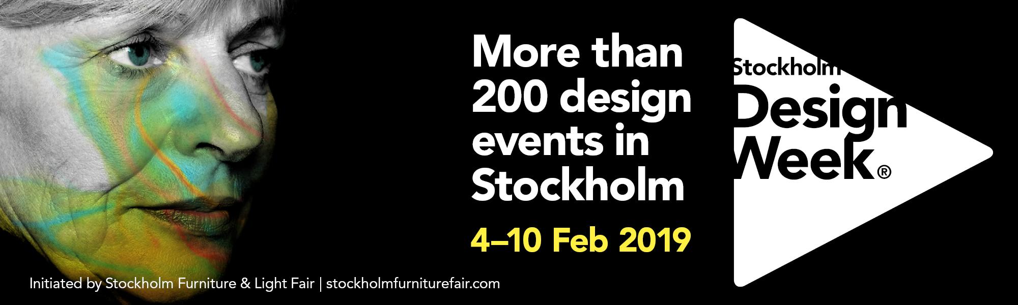 Ultimate Guide for Stockholm Design Week 2019 - Banner stockholm design week Ultimate Guide for Stockholm Design Week 2019 Ultimate Guide for S Design Week 2019 Banner