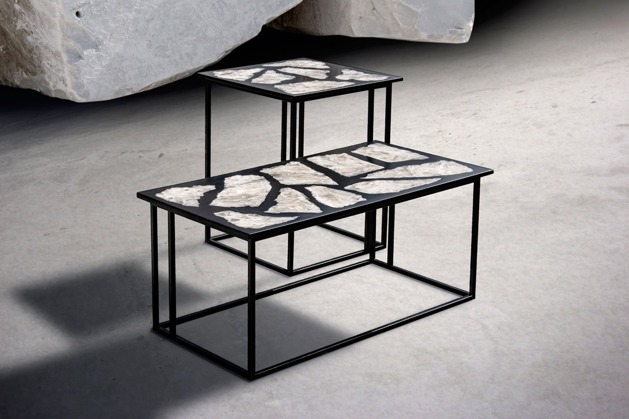 Wonderful Predictions for Salone del Mobile Milano isaloni 2019 - Side tables Dark Ages isaloni 2019 Wonderful Predictions for Salone del Mobile Milano – iSaloni 2019 Wonderful Predictions for Salone del Mobile Milano 2019 Side tables Dark Ages