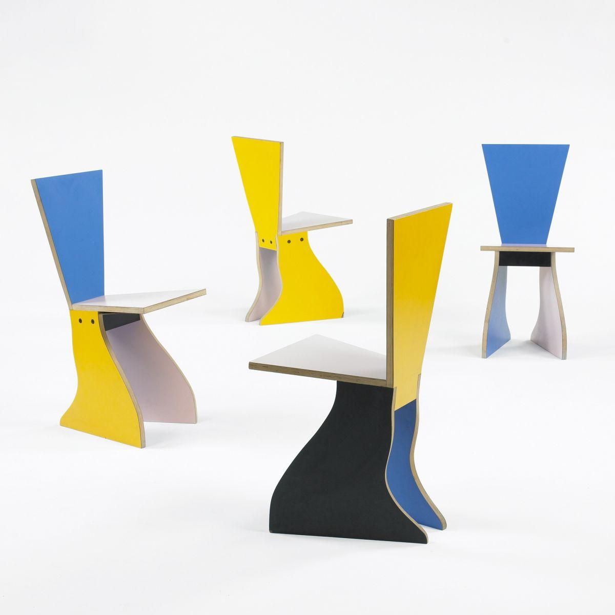 Alessandro Mendini Tribute to a Legend of Contemporary Design - Chairs alessandro mendini Alessandro Mendini: Tribute to a Legend of Contemporary Design Alessandro Mendini Tribute to a Legend of Contemporary Design Chairs