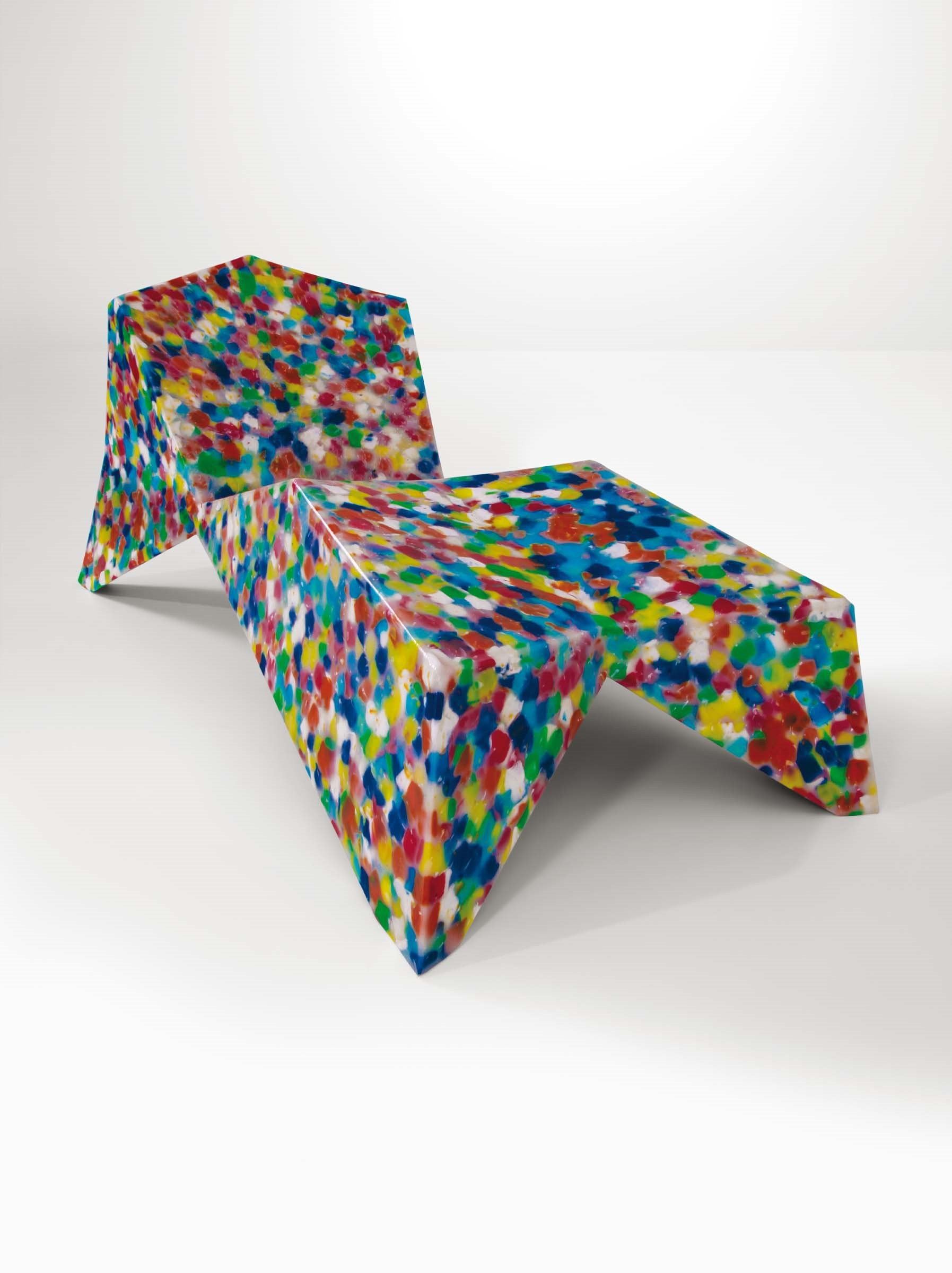 Alessandro Mendini Tribute to a Legend of Contemporary Design - Chaise Longue Alex alessandro mendini Alessandro Mendini: Tribute to a Legend of Contemporary Design Alessandro Mendini Tribute to a Legend of Contemporary Design Chaise Longue Alex