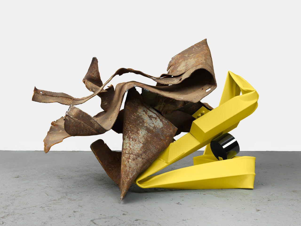 Art Basel Hong Kong 2019 Creative Artworks by Carol Bove - The Bicycle art basel hong kong 2019 Art Basel Hong Kong 2019: Creative Artworks by Carol Bove Art Basel Hong Kong 2019 Creative Artworks by Carol Bove The Bicycle