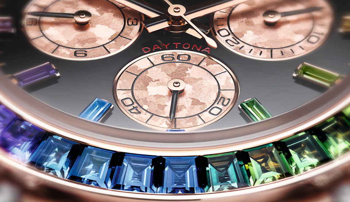 Baselworld 2019: Delicate Gem Setting Art in Haute Horlogerie