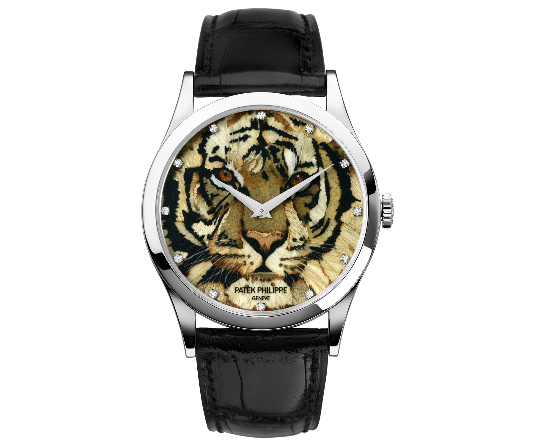 Baselworld 2019 Miniature Marquetry Art in Haute Horlogerie - Royal Tiger wristwatch baselworld 2019 Baselworld 2019: Miniature Marquetry Art in Haute Horlogerie Baselworld 2019 Miniature Marquetry Art in Haute Horlogerie Royal Tiger wristwatch