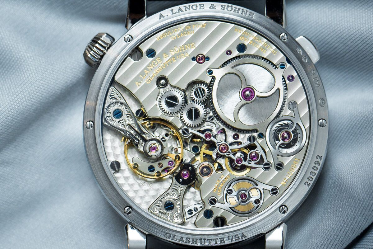 Baselworld 2019 The Craftsmanship Behind Minute Repeaters' Melodies - A. Lange & Söhne Zeitwerk Minute Repeater baselworld 2019 Baselworld 2019: The Craftsmanship Behind Minute Repeaters' Melodies Baselworld 2019 The Craftsmanship Behind Minute Repeaters Melodies A