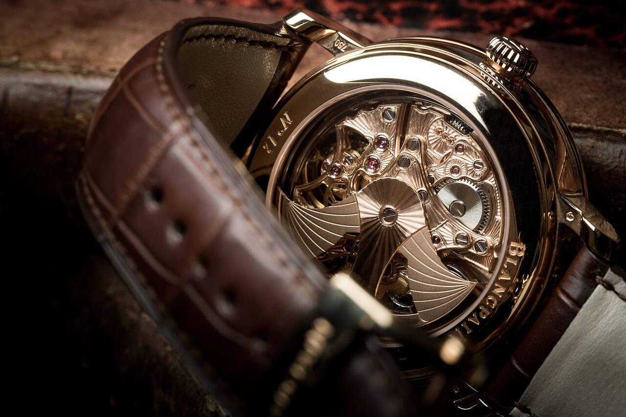 Baselworld 2019 The Craftsmanship Behind Minute Repeaters' Melodies - Blancpain Carrousel Minute Repeater - baselworld 2019 Baselworld 2019: The Craftsmanship Behind Minute Repeaters' Melodies Baselworld 2019 The Craftsmanship Behind Minute Repeaters Melodies Blancpain Carrousel Minute Repeater