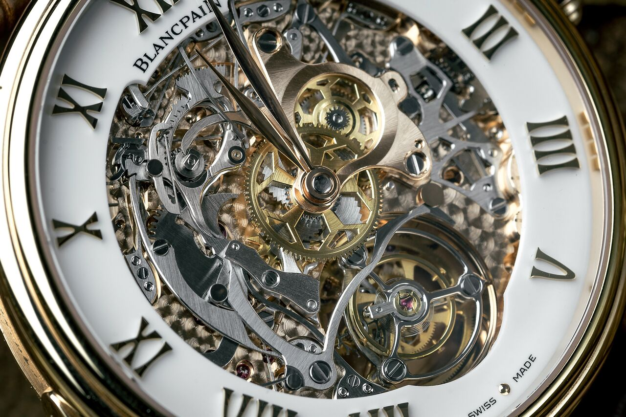 Baselworld 2019 The Craftsmanship Behind Minute Repeaters' Melodies - Blancpain Carrousel Minute Repeater baselworld 2019 Baselworld 2019: The Craftsmanship Behind Minute Repeaters' Melodies Baselworld 2019 The Craftsmanship Behind Minute Repeaters Melodies Blancpain Carrousel Minute Repeater