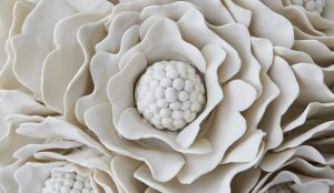 Ceramic Art Floral Masterpieces by the Artisan Vanessa Hogge - pad paris PAD Paris 2019: Isabelle Stanislas' Exquisite Designs in Galerie BSL Ceramic Art Floral Masterpieces by the Artisan Vanessa Hogge 1 1 300x174