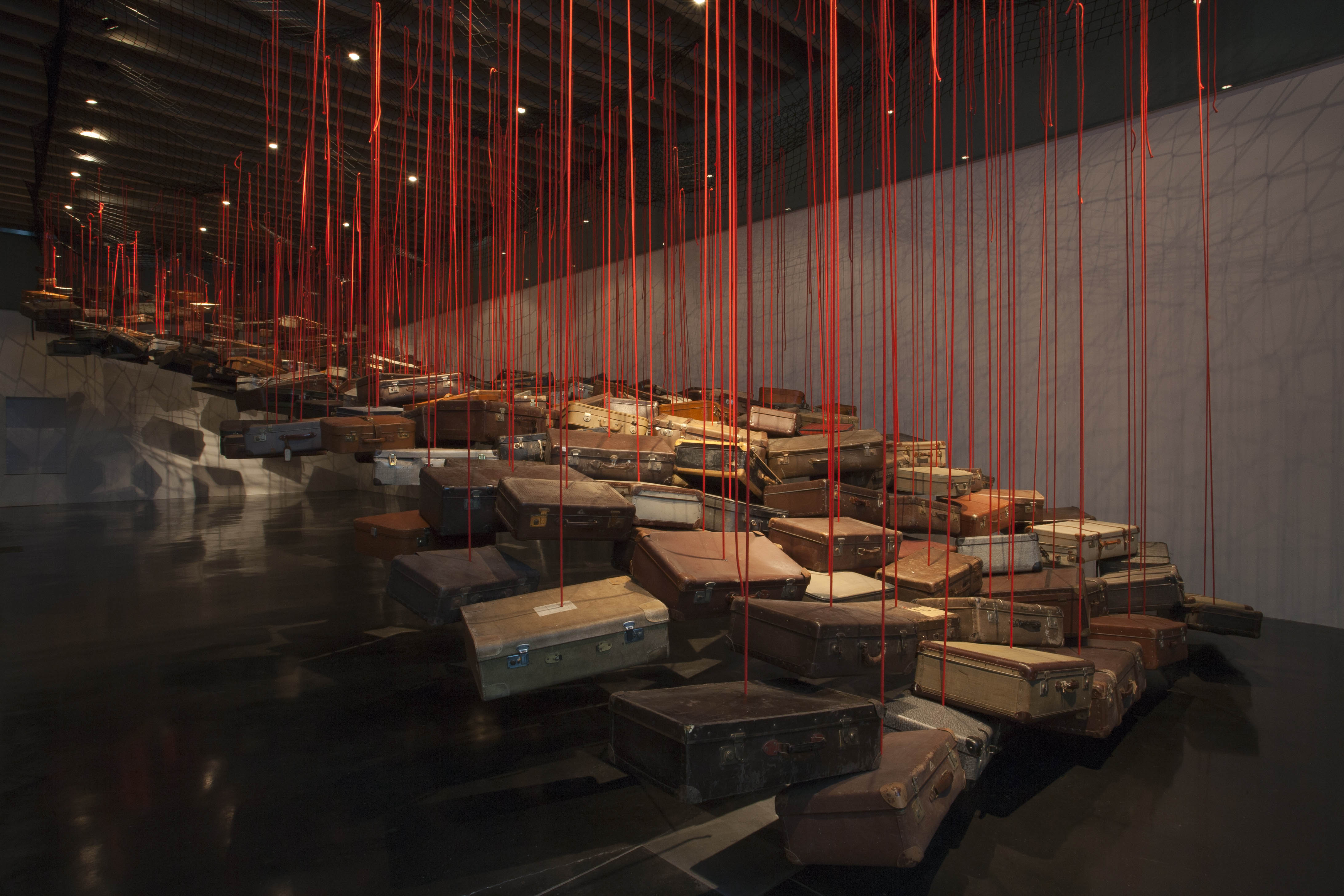 Are You Ready for Art Basel Hong Kong 2019? art basel hong kong 2019 Are You Ready for Art Basel Hong Kong 2019? Chiaru Shiota Accumulations Searching for destination 2014 2016 One of the favorites artists at Art Basel Hong Kong