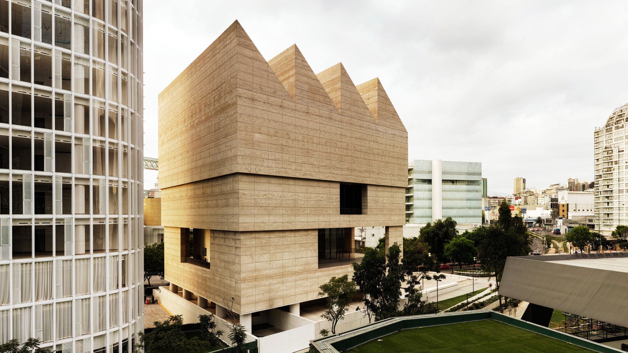 Contemporary Design Best Interior Designers in the World - David Chipperfield - Mexico City's Jumex Museum contemporary design Contemporary Design: Best Designers and Architects in the World Contemporary Design Best Interior Designers in the World David Chipperfield Mexico City   s Jumex Museum