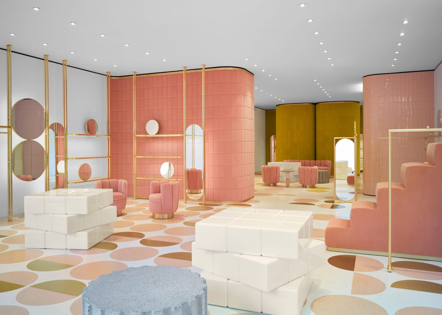 Contemporary Design Best Interior Designers in the World - India Mahdavi - contemporary design Contemporary Design: Best Designers and Architects in the World Contemporary Design Best Interior Designers in the World India Mahdavi