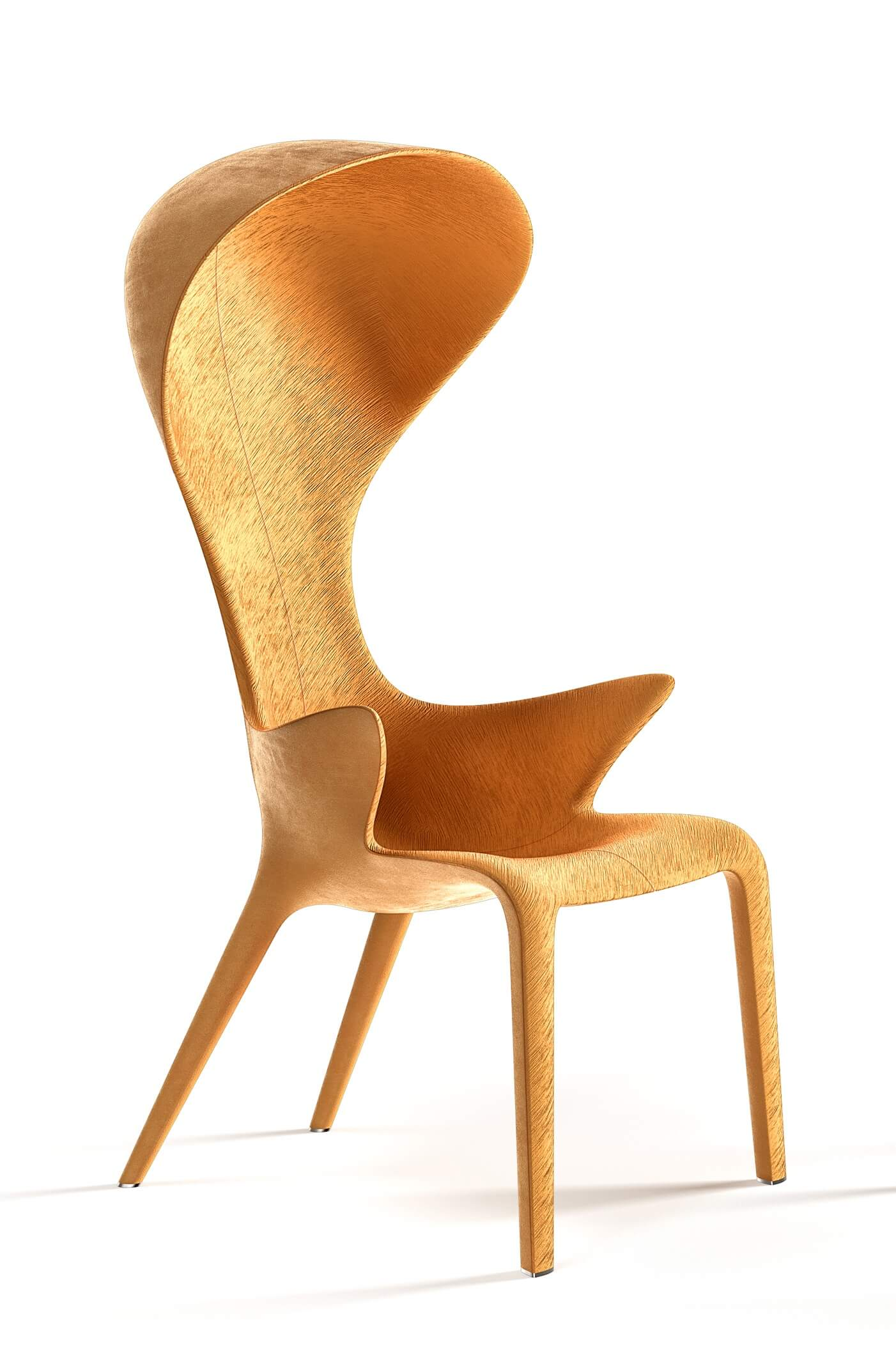 Contemporary Design Best Interior Designers in the World - Philippe Starck - Lou Think Armchair contemporary design Contemporary Design: Best Designers and Architects in the World Contemporary Design Best Interior Designers in the World Philippe Starck Lou Think Armchair