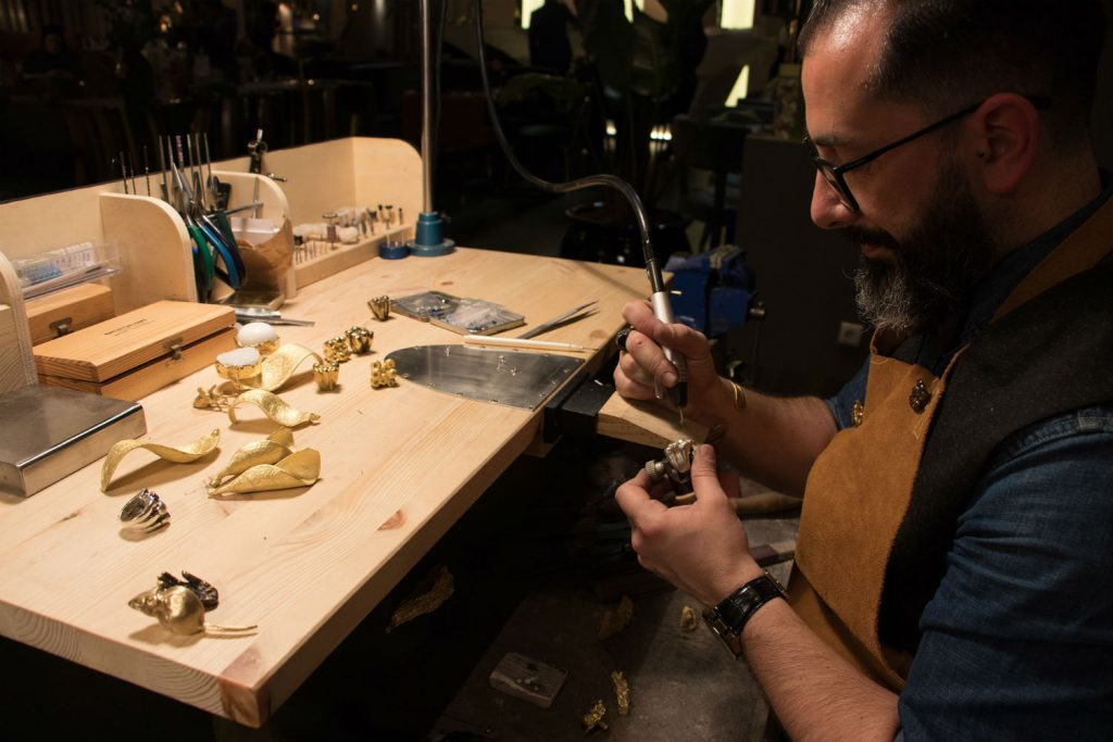 Craftsmanship Covet Foundation in European Artistic Craft Days 2019 - Jewellery Making craftsmanship Craftsmanship: Covet Foundation in European Artistic Craft Days 2019 Craftsmanship Covet Foundation in European Artistic Craft Days 2019 Jewellery Making