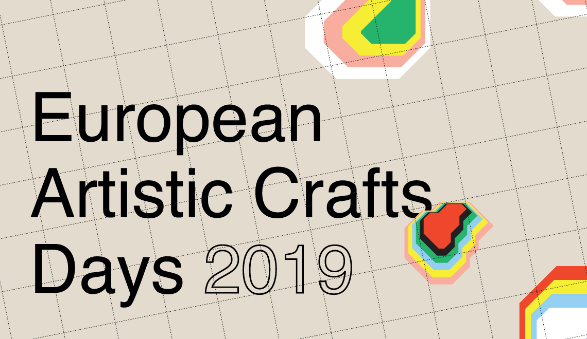 Craftsmanship Covet Foundation in European Artistic Craft Days 2019 craftsmanship Craftsmanship: Covet Foundation in European Artistic Craft Days 2019 Craftsmanship Covet Foundation in European Artistic Craft Days 2019