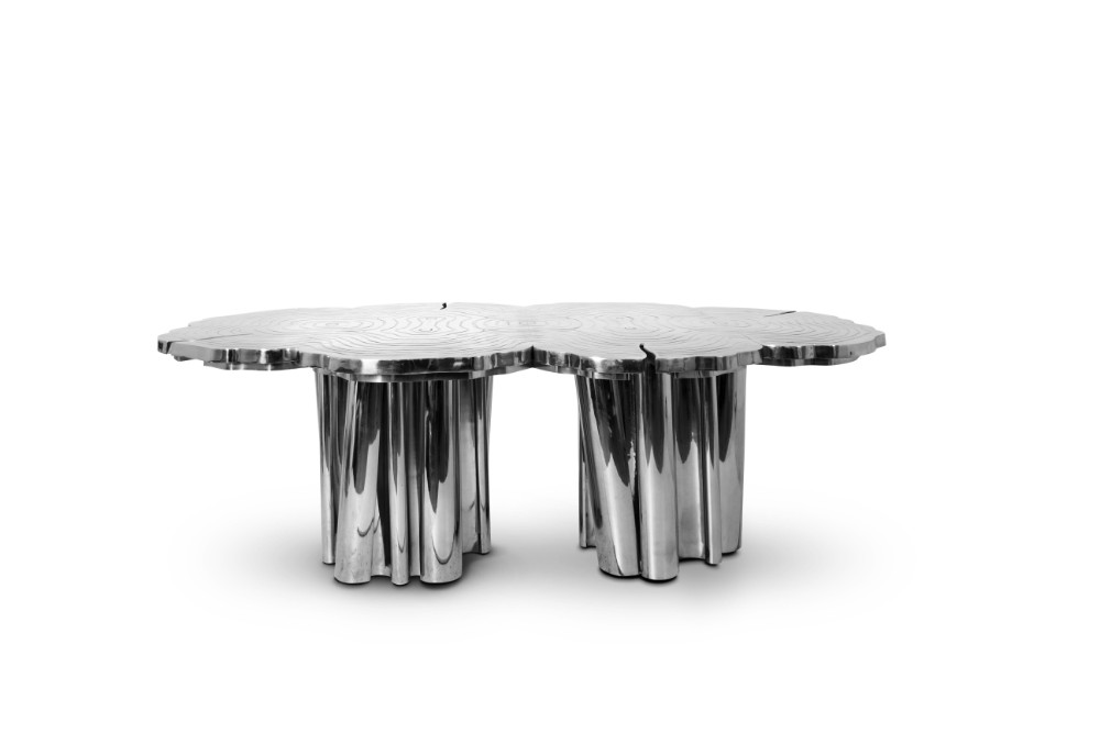 table design Fortuna Family – Combining Craftsmanship With Exclusive Table Design Fortuna Family Combining Craftsmanship With Exclusive Table Design 3 silver