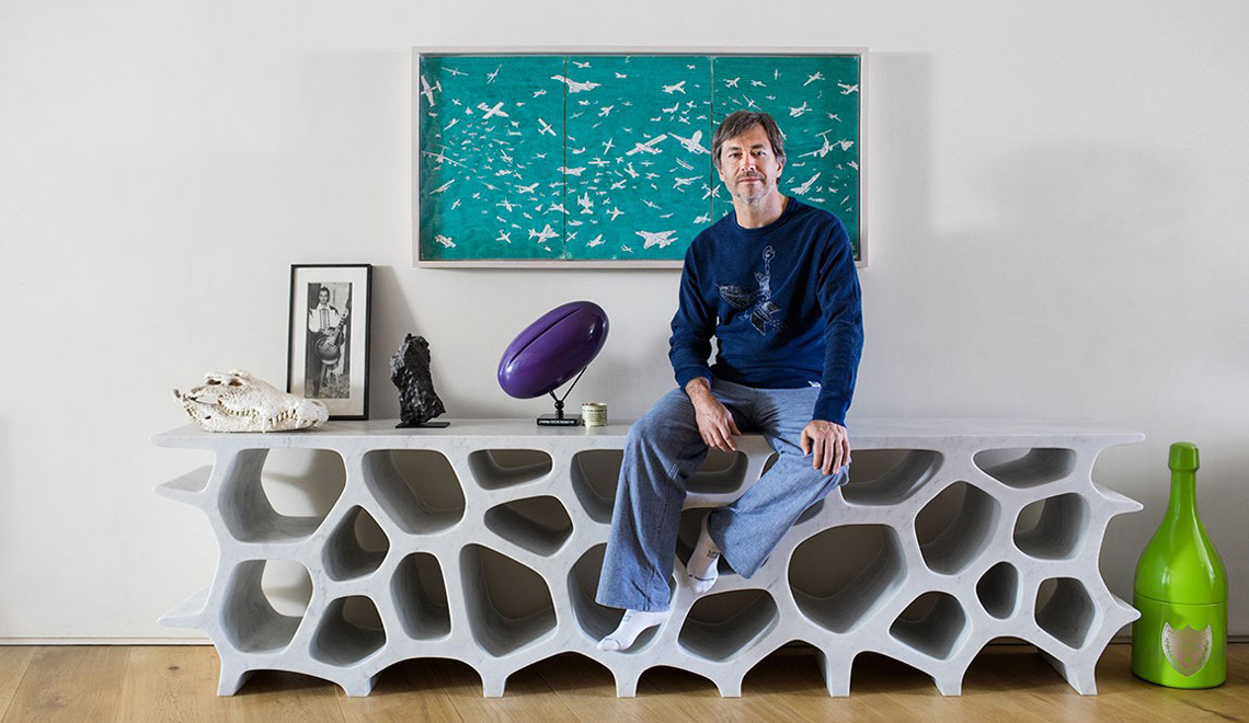 Marc Newson - One of the Best Contemporary Designers in the World - marc newson Marc Newson: One of the Best Contemporary Designers in the World Marc Newson One of the Best Contemporary Designers in the World