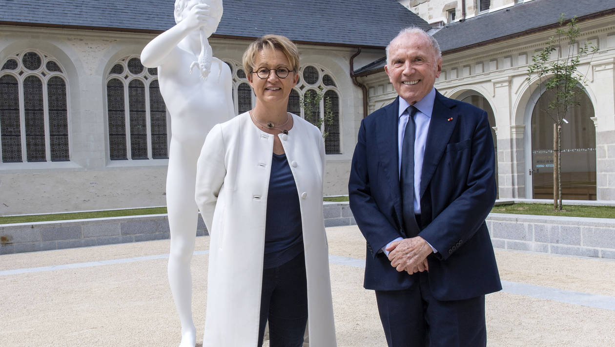 Patron of the Arts A Figure Essential to Every Page of Art's History - François Pinault patron Patron of the Arts: A Figure Essential to Every Page of Art's History Patron of the Arts A Figure Essential to Every Page of Arts History Fran  ois Pinault