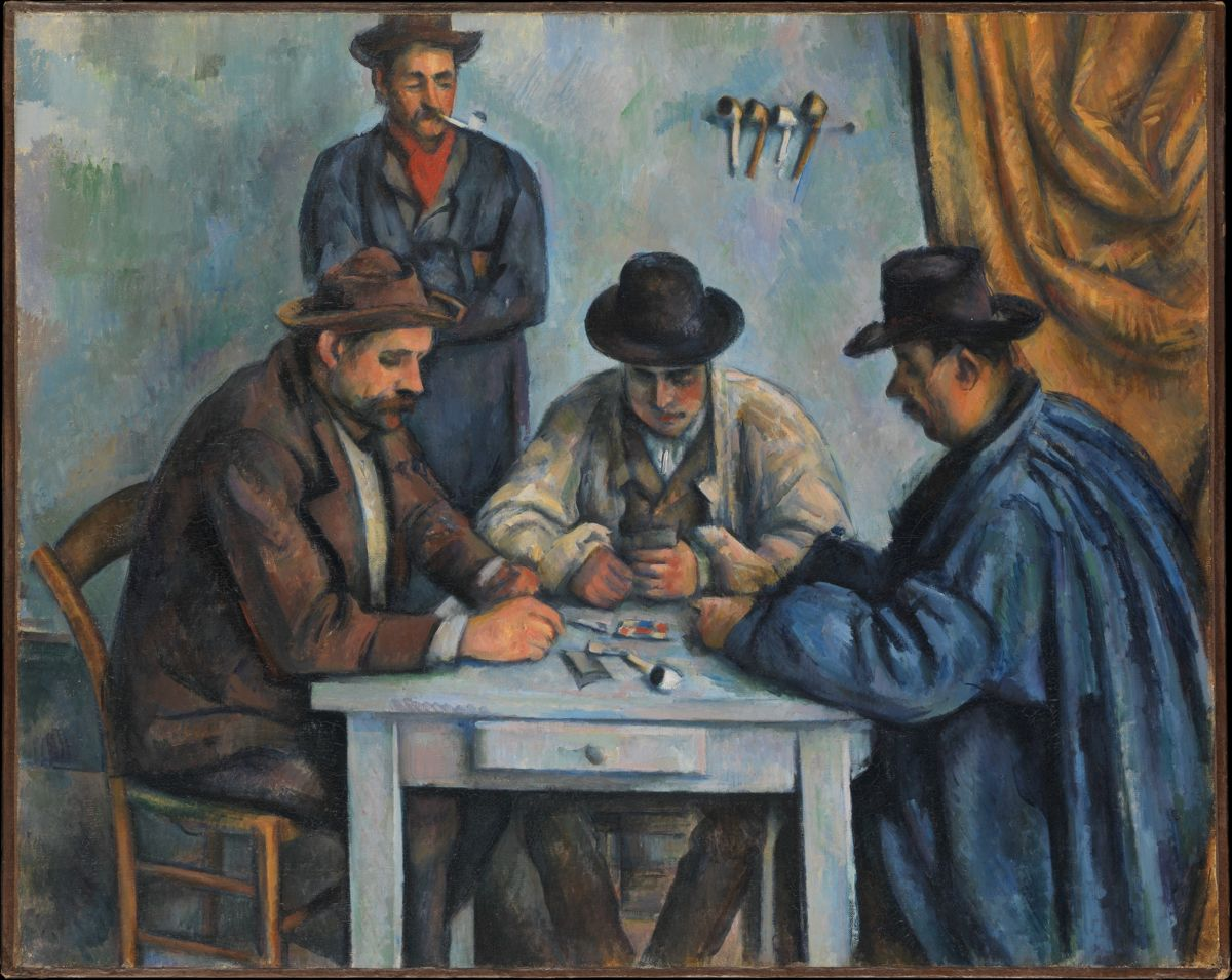 Patron of the Arts A Figure Essential to Every Page of Art's History - Paul Cézanne patron Patron of the Arts: A Figure Essential to Every Page of Art's History Patron of the Arts A Figure Essential to Every Page of Arts History Paul C  zanne