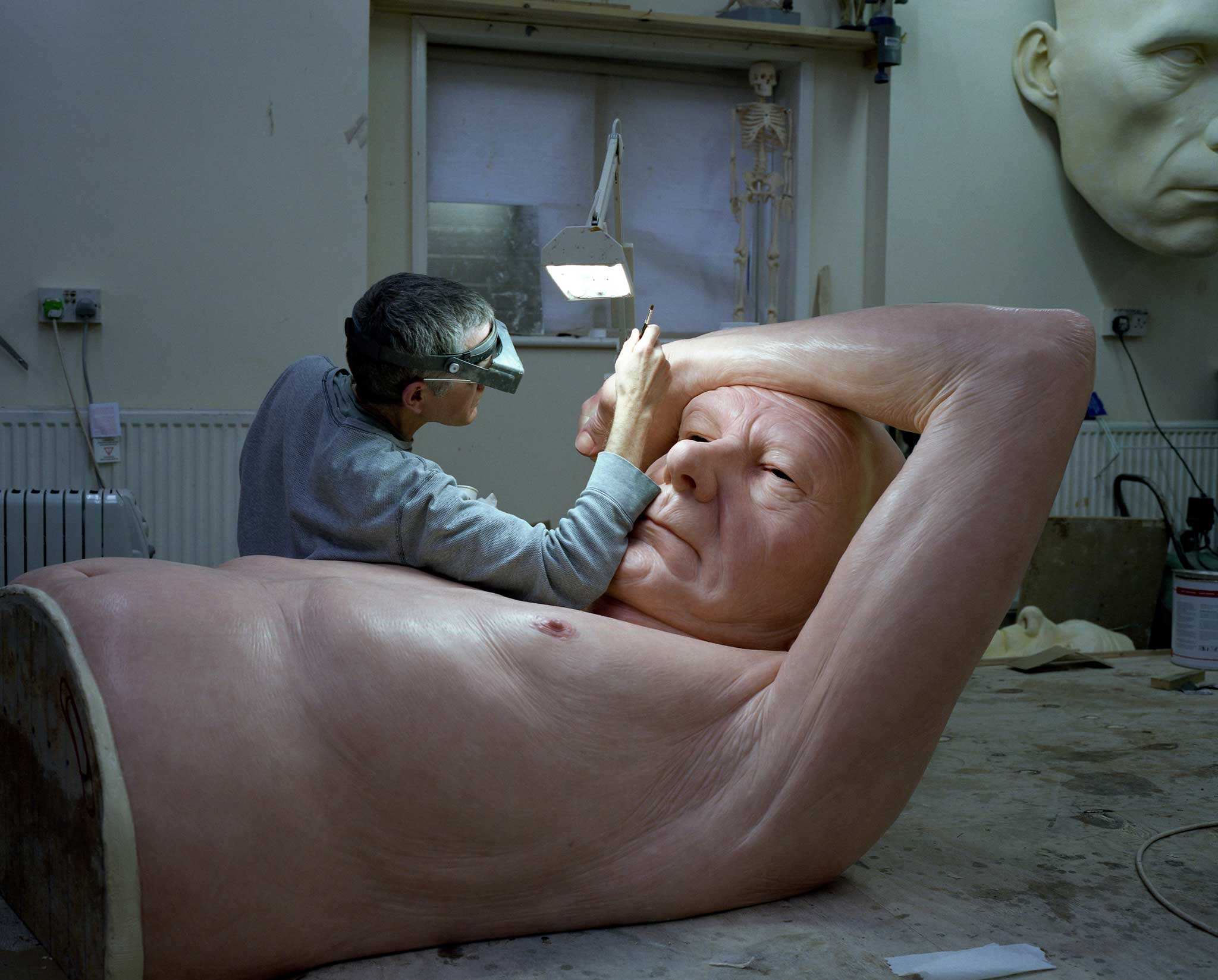 Patron of the Arts A Figure Essential to Every Page of Art's History - Ron Mueck patron Patron of the Arts: A Figure Essential to Every Page of Art's History Patron of the Arts A Figure Essential to Every Page of Arts History Ron Mueck