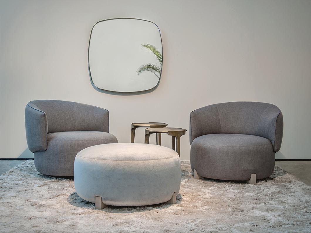 isaloni 2019 Exquisite New Furniture Collection by Studio Piet Boon - Jane Armchairs isaloni 2019 iSaloni 2019: Exquisite New Furniture Collection by Studio Piet Boon isaloni 2019 Exquisite New Furniture Collection by Studio Piet Boon Jane Armchairs