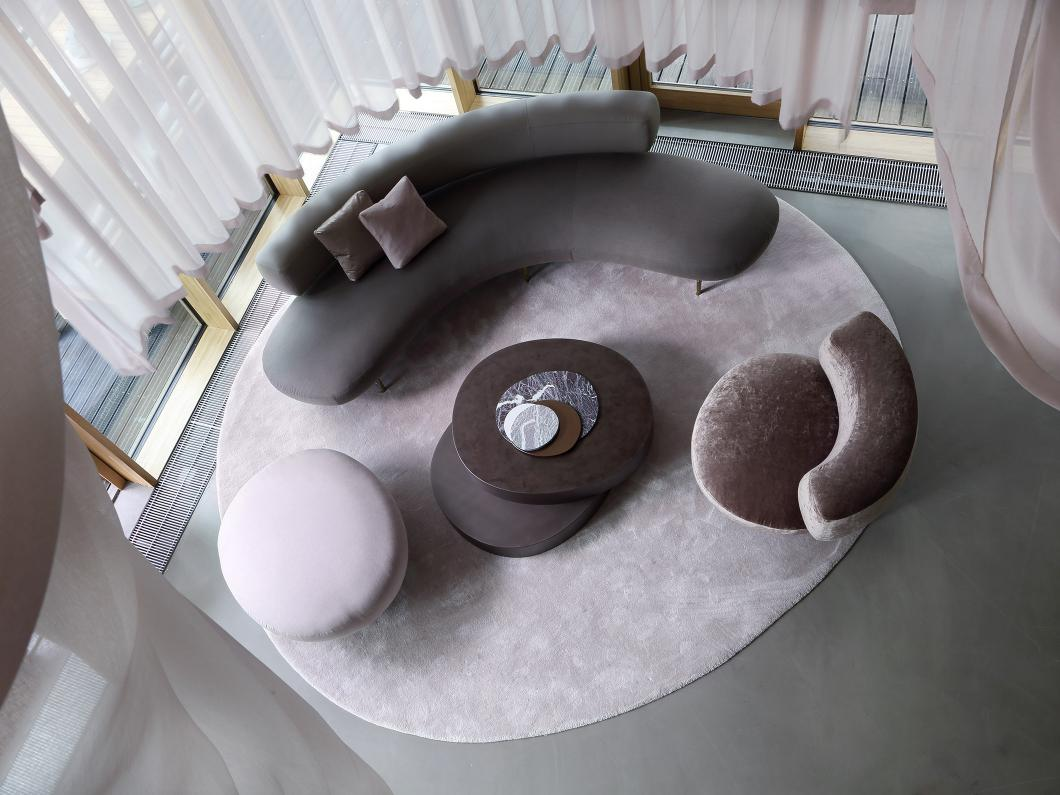 isaloni 2019 Exquisite New Furniture Collection by Studio Piet Boon - Ode Coffee Table - Interior Design isaloni 2019 iSaloni 2019: Exquisite New Furniture Collection by Studio Piet Boon isaloni 2019 Exquisite New Furniture Collection by Studio Piet Boon Ode Coffee Table Interior Design