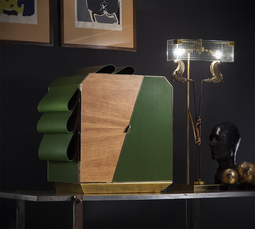isaloni 2019:Agresti Handcrafted Furniture in Salone del Mobile Milano